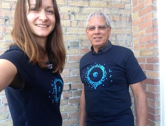 Jim and Mira #xerocon