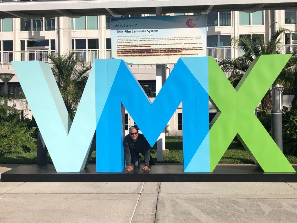 VMX sign